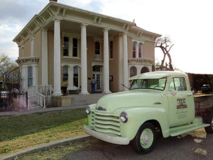14. The Luna Mansion, 110 W. Main Street, Los Lunas