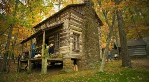 This Perfectly Preserved Ghost Town In North Carolina Is Like Walking Through The Past