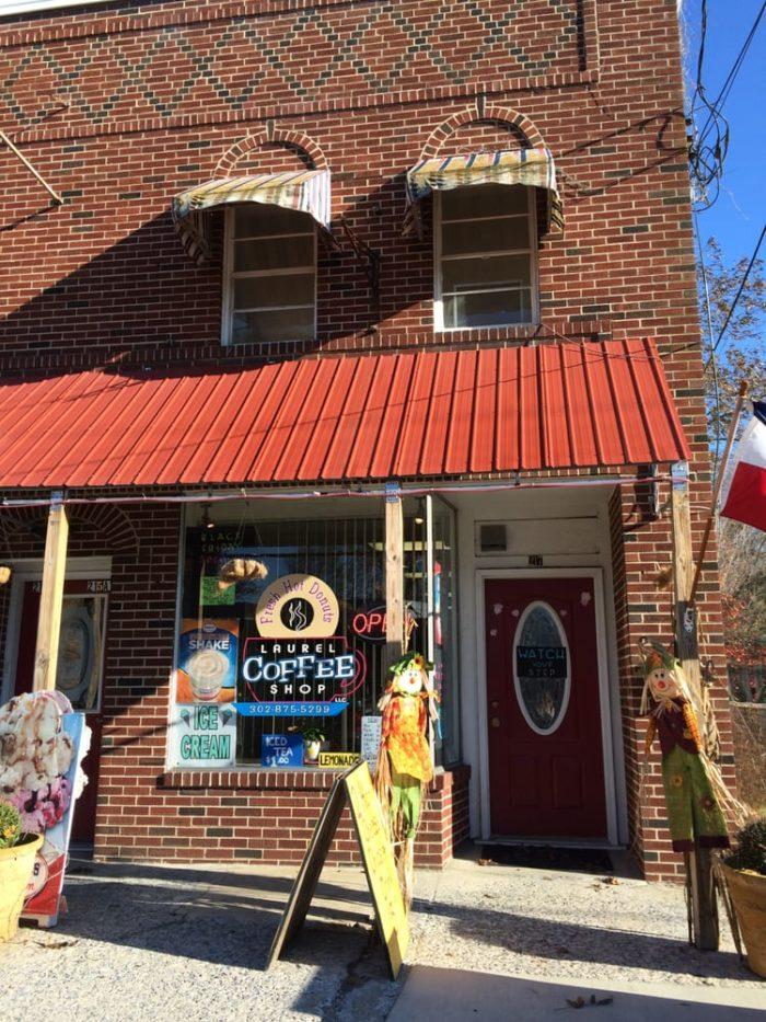 5. Laurel Coffee Shop, Laurel DE