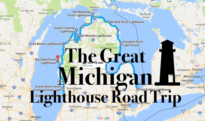 See Some Of Michigan39s Most Historic And Scenic