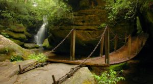 The One Place In Alabama That Looks Like Something From Middle Earth