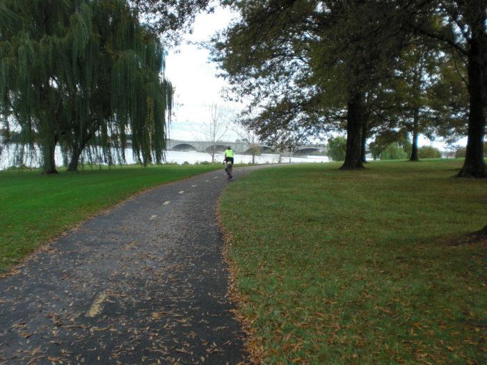 6. Mount Vernon Trail