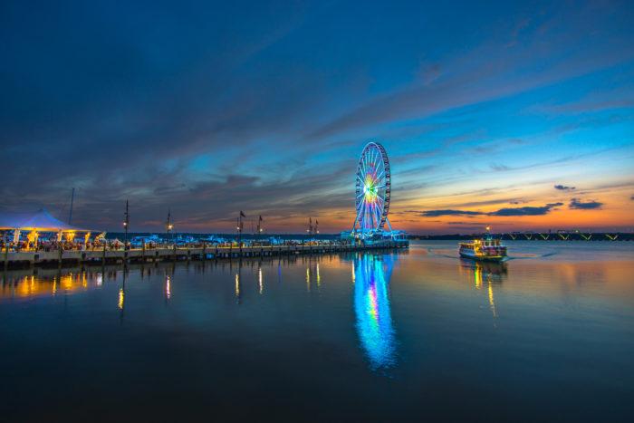 4. National Harbor