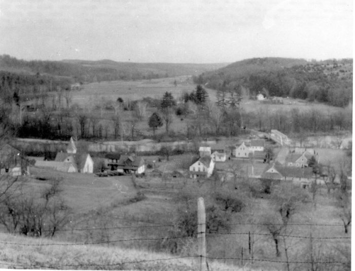 Ironically named Neversink and Bittersweet, two historic towns of New York were submerged back in 1953.