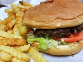 new beatty burger