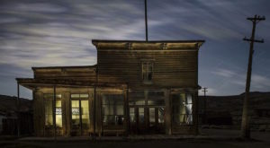 The Abandoned Town In Northern California That Most People Stay Far, Far Away From