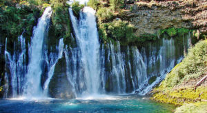 5 Gorgeous Northern California Waterfalls With No Hiking Required