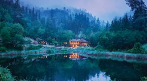 The Most Hidden Resort In Northern California To Get Away From It All