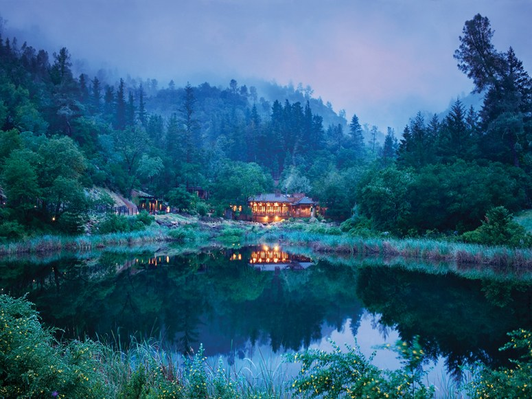 This Remote Resort In Northern California Is A Luxurious