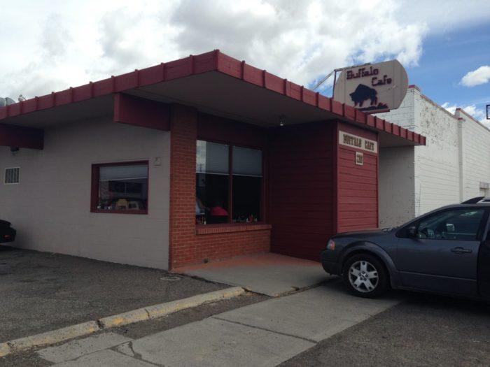 2. Buffalo Cafe, Twin Falls