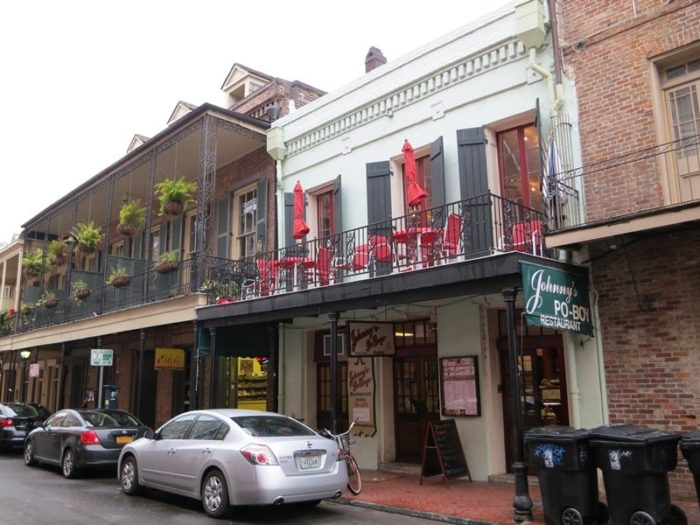 5) Johnny's Po-Boys, 511 St. Louis Street, New Orleans