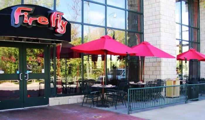 7. FireFly Restaurant (310 Cass St, Traverse City)