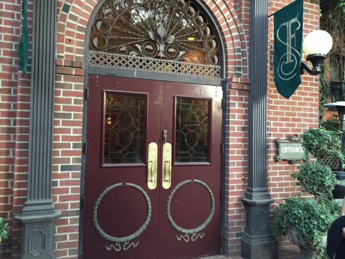 3. Firehouse Restaurant, Sacramento