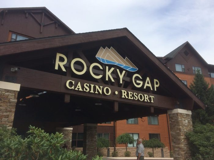 Head back inside for dinner, then hit up the casino if you're feeling lucky.