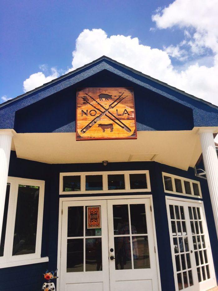 1. Blue Oak BBQ, 900 Carrollton St.