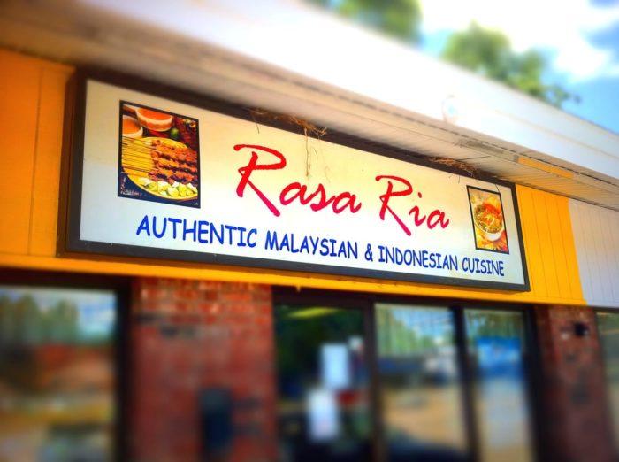 7. Rasa Ria (1921 W Main St, Kalamazoo)