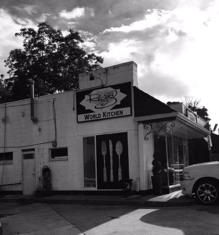 11. Rico's World Kitchen— 306 W Main St, Buford, GA 30518