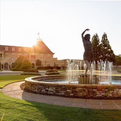 Whether you stay to enjoy the European spa, taste the award-winning wines, or simply relax and walk the vineyards at your leisure, Chateau Elan Winery is the best hidden resort in Georgia.