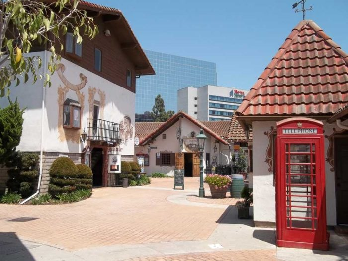 A Slice Of Germany At Old World Village 7561 Center Avenue In Huntington Beach