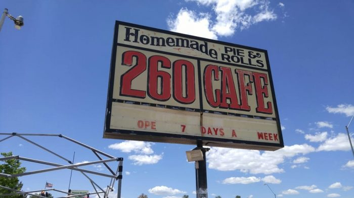 7. Miss Fitz 260 Cafe, Payson