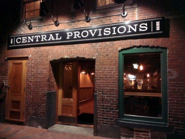 3. Central Provisions, Portland