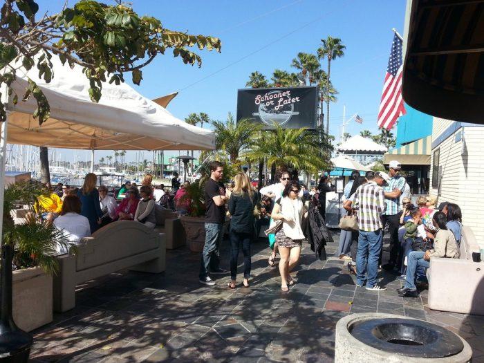 9. Schooner or Later, Long Beach