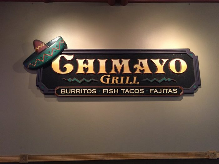 1. Chimayo Mexican Grill (Dillon)
