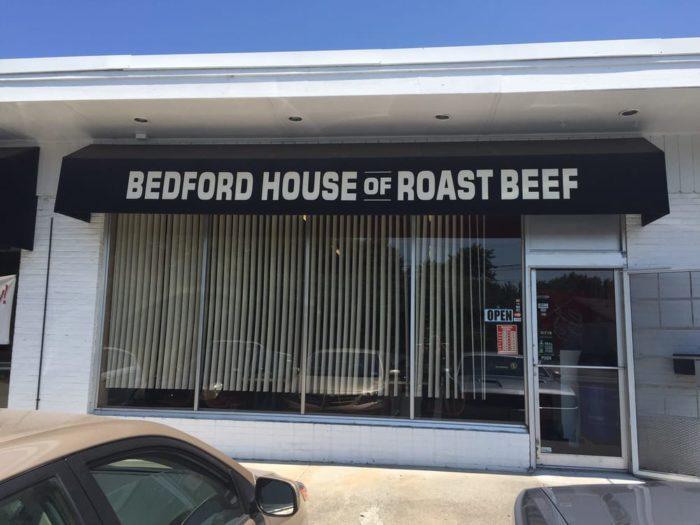 8. Bedford House of Roast Beef, Bedford