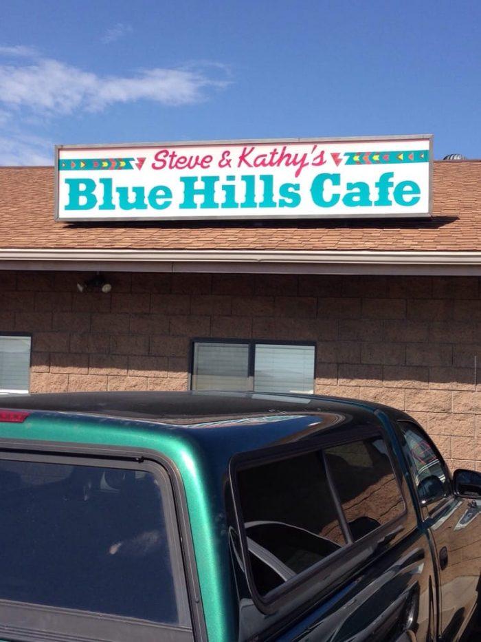 1. Blue Hills Cafe, Dewey