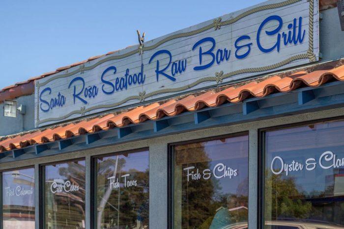 6. Santa Rosa Seafood Raw Bar & Grill, Santa Rosa