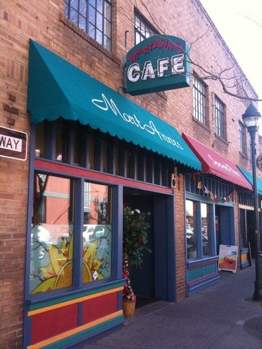 5. MartAnne's Cafe, Flagstaff