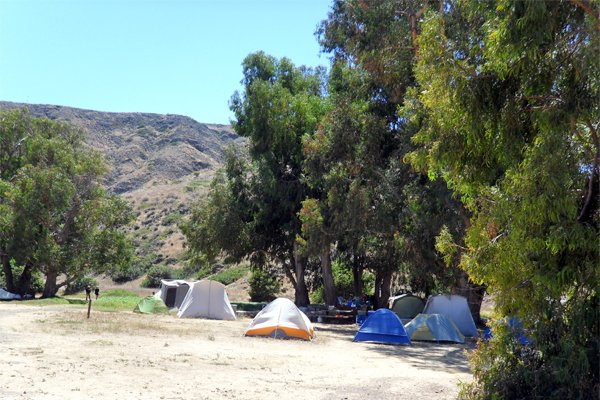 Primitive camping is available on the island. Due to boat schedules, plan on staying at least three nights.