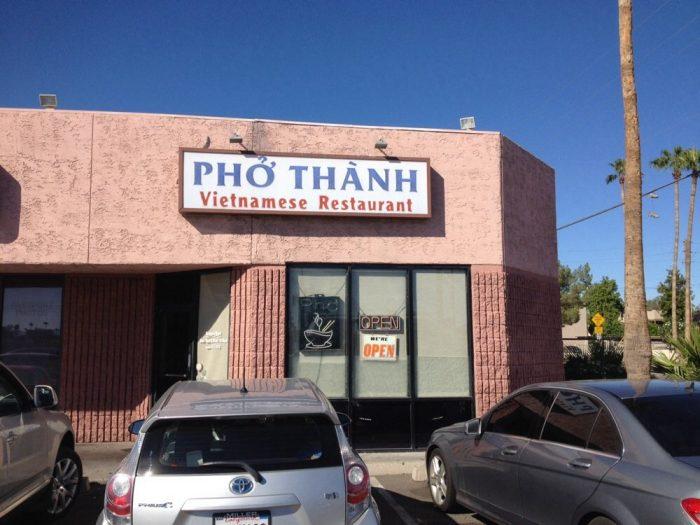 8. Pho Thanh, Phoenix