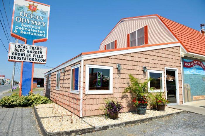 Ocean Odyssey Seafood Restaurant Cambridge