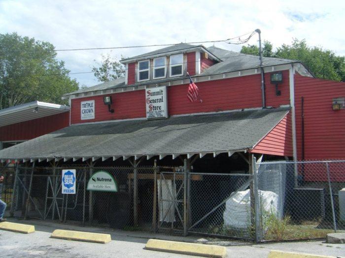 10. Summit General Store, Greene