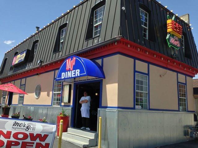 8. Mo's American Diner, Salt Lake City