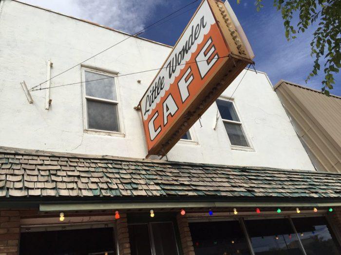 6. Little Wonder Cafe, Richfield
