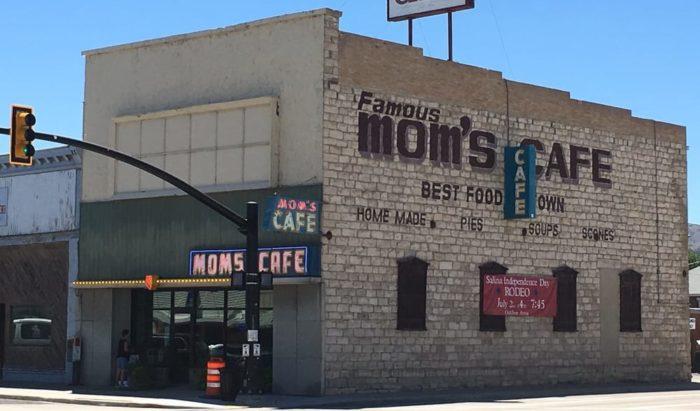 7. Mom's Cafe, Salina