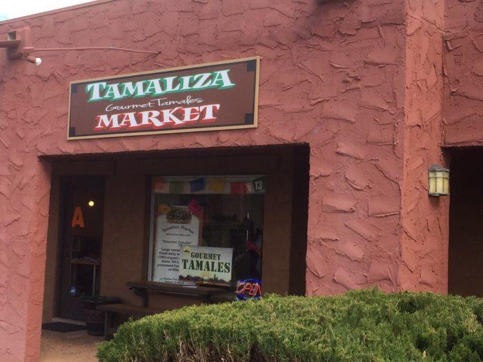 10. Tamaliza Market, Sedona