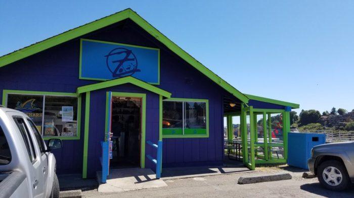 10. Zola's Pizzeria, Brookings