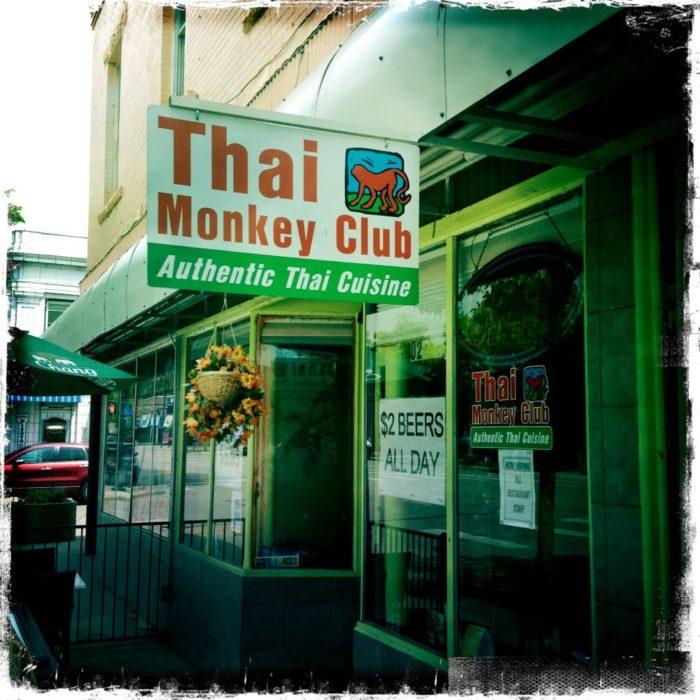 8. Thai Monkey Club