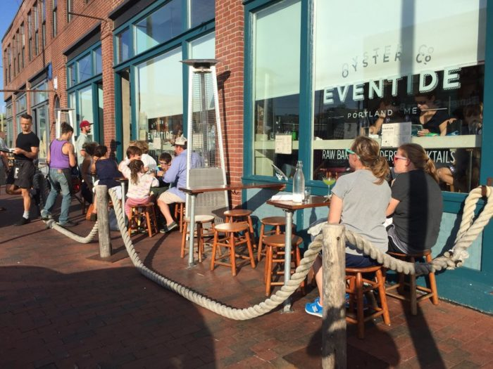 11. Eventide Oyster Co, Portland