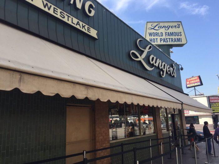 6. Langer's, Los Angeles