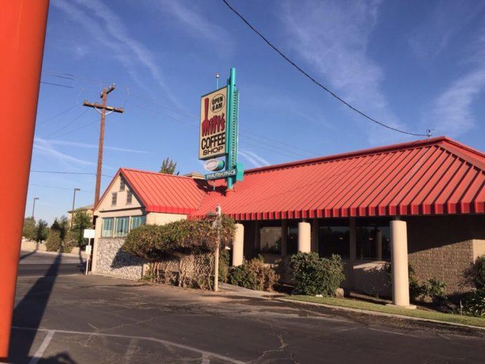 7. Milt's Coffee Shop, Bakersfield