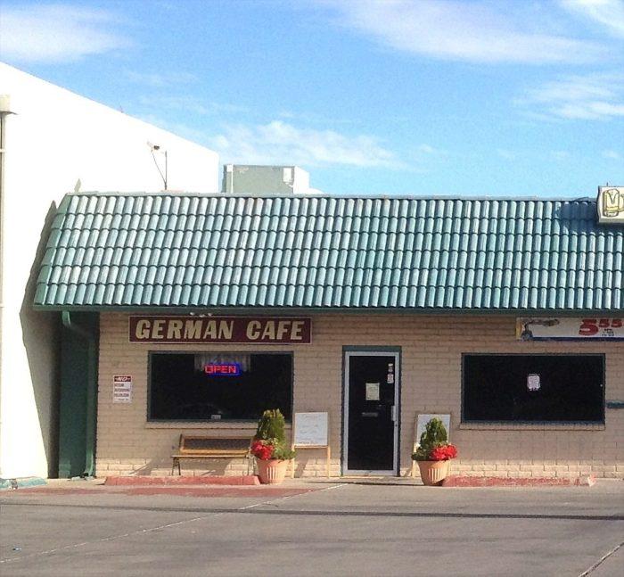 3. The German Cafe, Sierra Vista