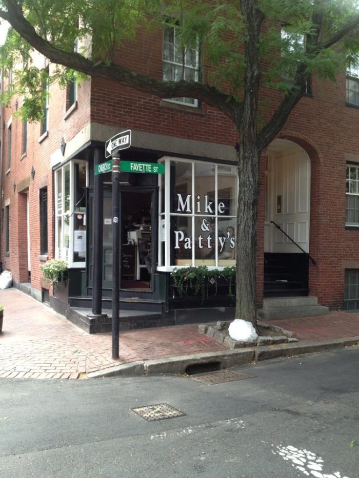 11. Mike and Patty's, Boston