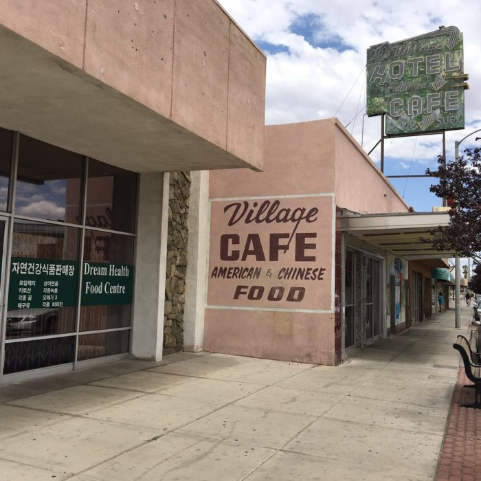 12. Village Cafe, Barstow