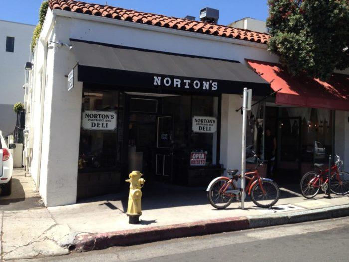 10. Norton's Pastrami and Deli, Santa Barbara