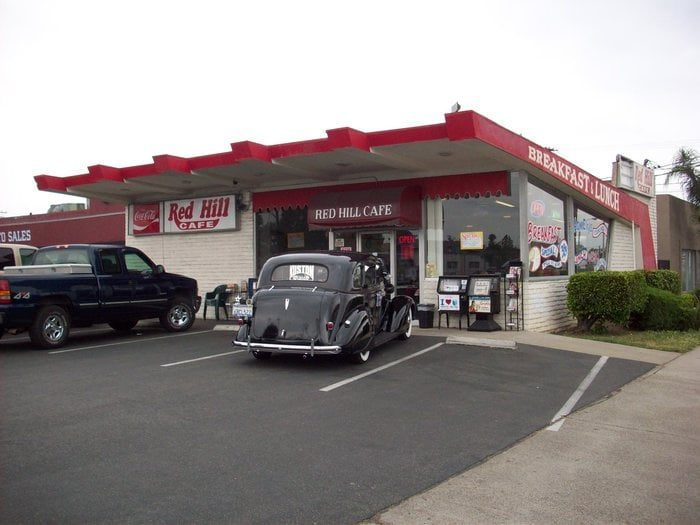 11. Red Hill Cafe, Santa Ana