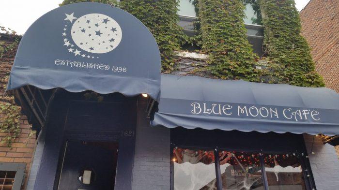 5. Blue Moon Cafe, Baltimore